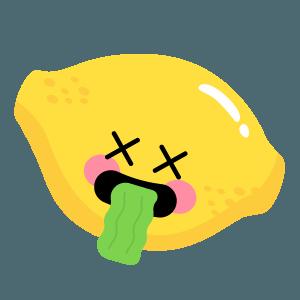 mango funny emoji sticker messages sticker-0