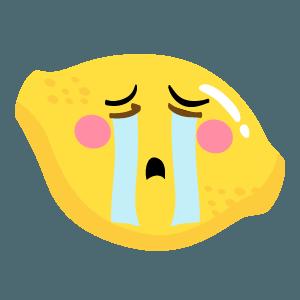 mango funny emoji sticker messages sticker-1