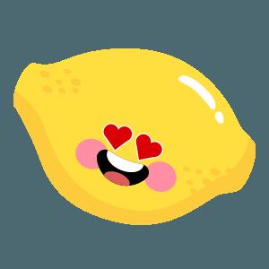 mango funny emoji sticker messages sticker-2