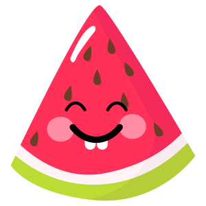 watermelon stickers app messages sticker-11