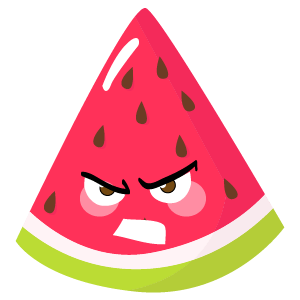 watermelon stickers app messages sticker-5