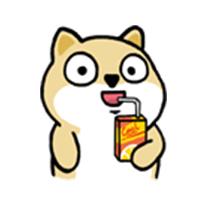 장작 견 messages sticker-10
