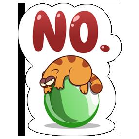 Nhãn Dán Dio Màu Mè messages sticker-10