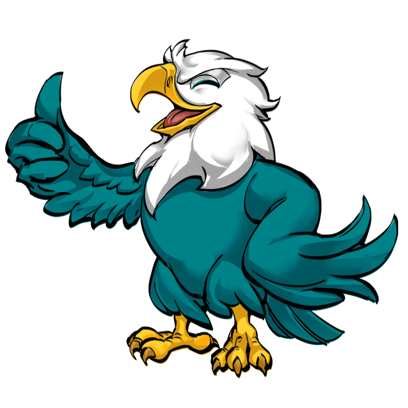 Screening Eagle Stickers messages sticker-1