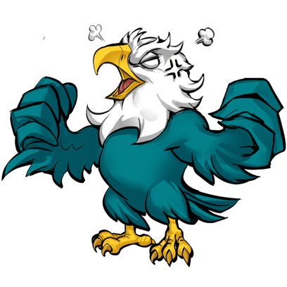 Screening Eagle Stickers messages sticker-8
