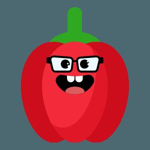 red fruits emoji sticker app messages sticker-1