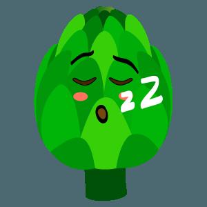 fruits emotion stickers app messages sticker-5
