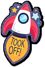 ExplorerSpaceAroundEarthStc messages sticker-3