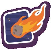 ExplorerSpaceAroundEarthStc messages sticker-0
