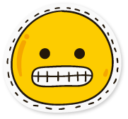 SunAndMoonFunnyFaceStc messages sticker-3
