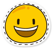 SunAndMoonFunnyFaceStc messages sticker-1