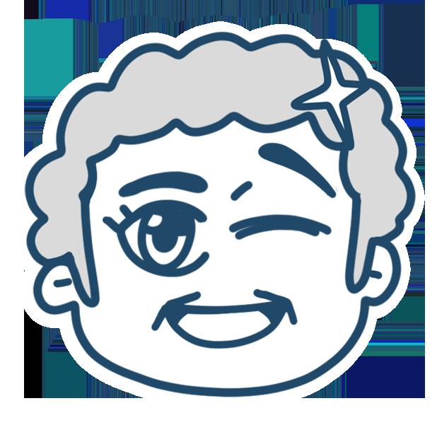 Boymoji - Cartoon Sticker Pack messages sticker-2