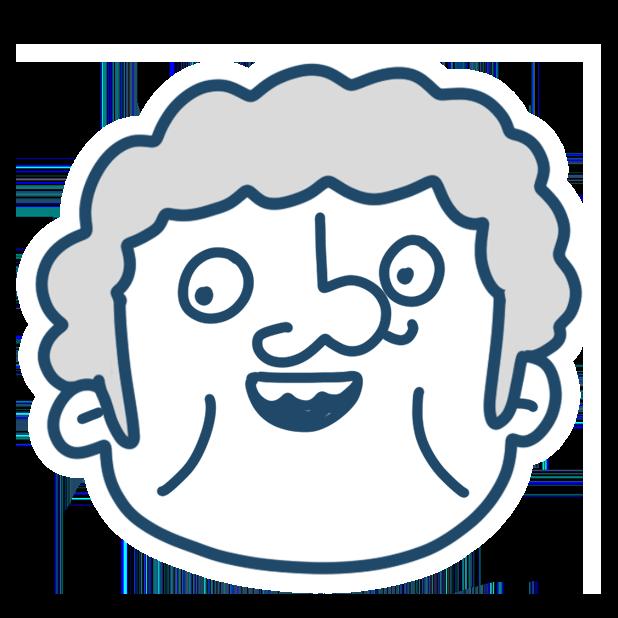 Boymoji - Cartoon Sticker Pack messages sticker-0