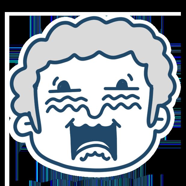 Boymoji - Cartoon Sticker Pack messages sticker-7