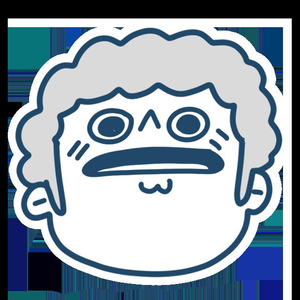 Boymoji - Cartoon Sticker Pack messages sticker-4