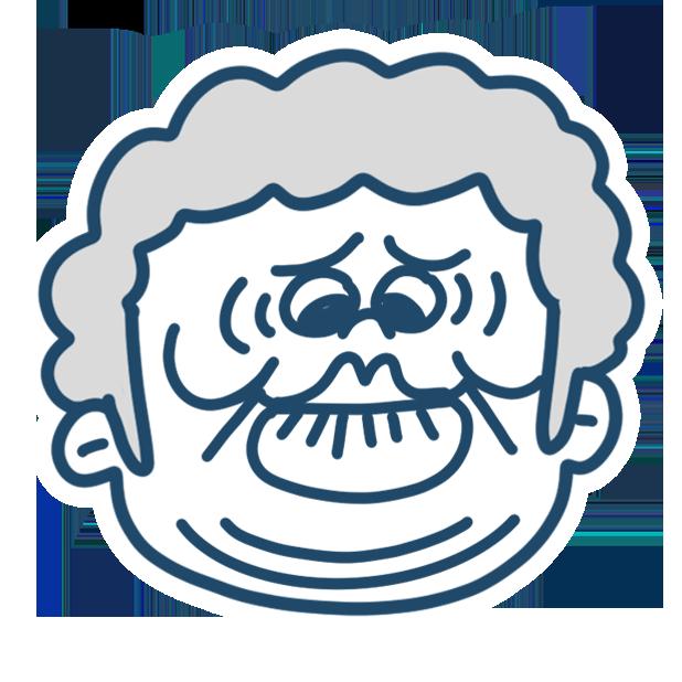 Boymoji - Cartoon Sticker Pack messages sticker-1