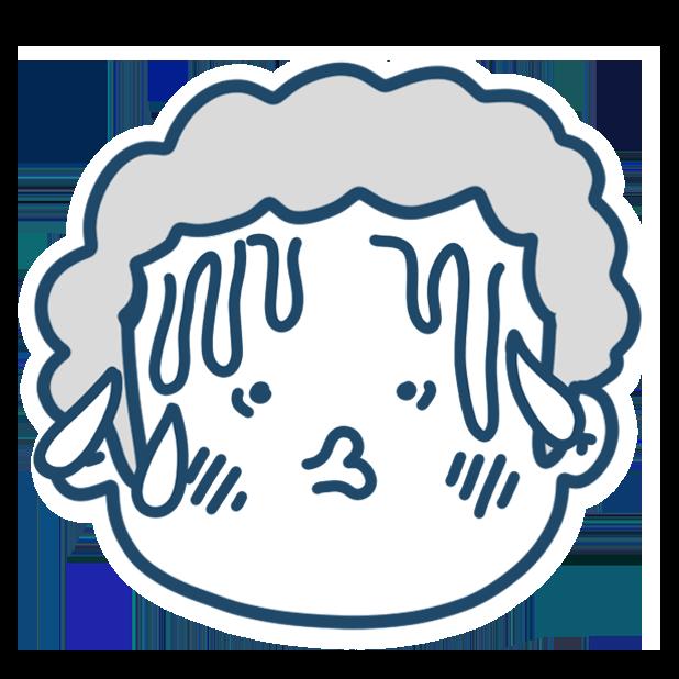 Boymoji - Cartoon Sticker Pack messages sticker-5
