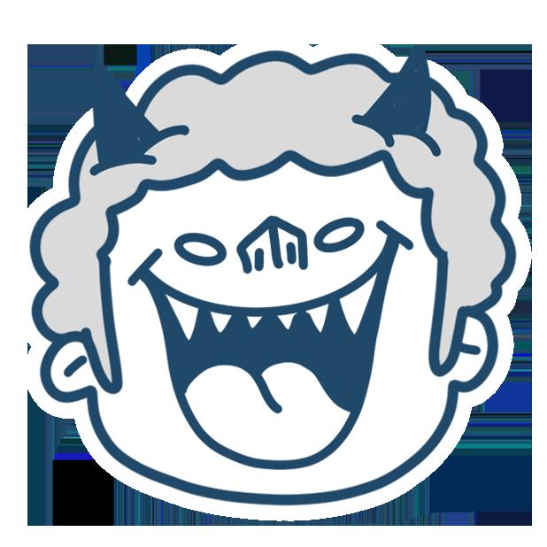 Boymoji - Cartoon Sticker Pack messages sticker-9