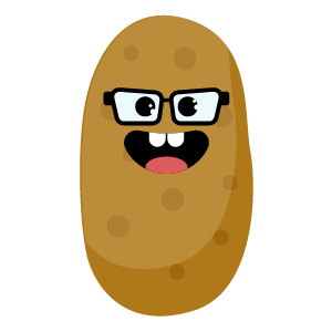 sweet potatoes emoji stickers messages sticker-1