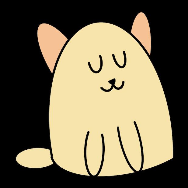 Cat Doodle Stickers messages sticker-4
