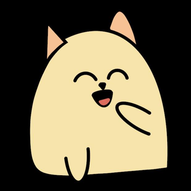Cat Doodle Stickers messages sticker-3