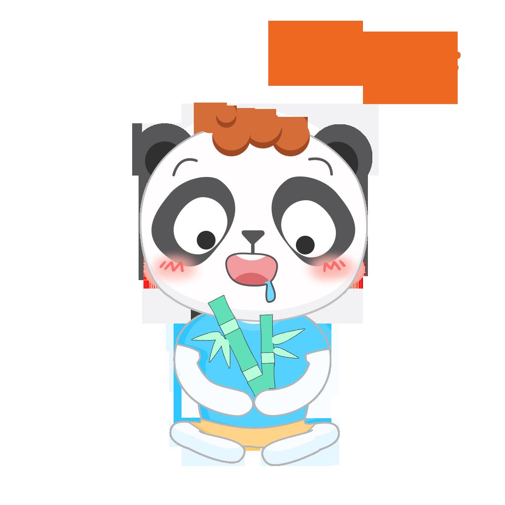 熊猫弟弟 messages sticker-5