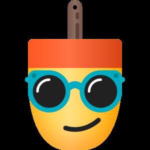 Buoymoji Basic messages sticker-11