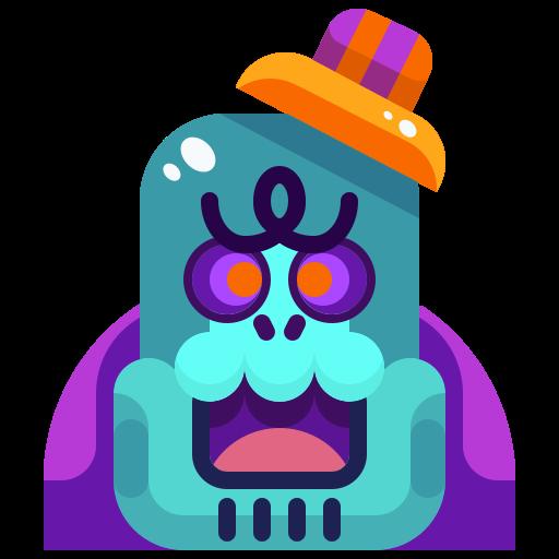 HalloweenDT messages sticker-8