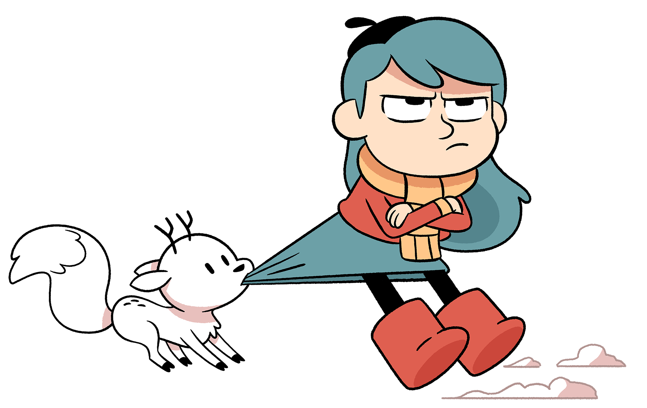 Hilda Stickers messages sticker-10