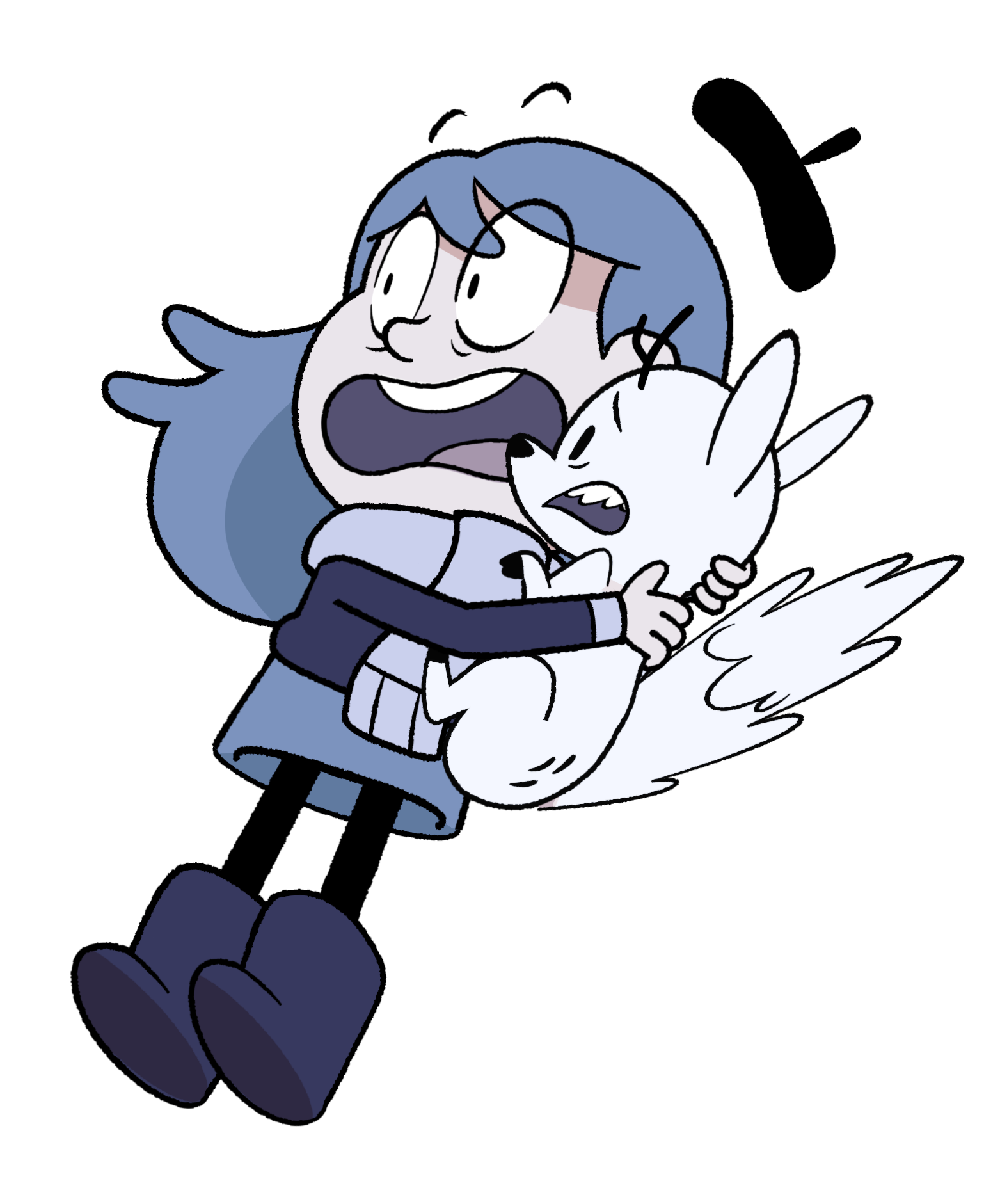 Hilda Stickers messages sticker-9