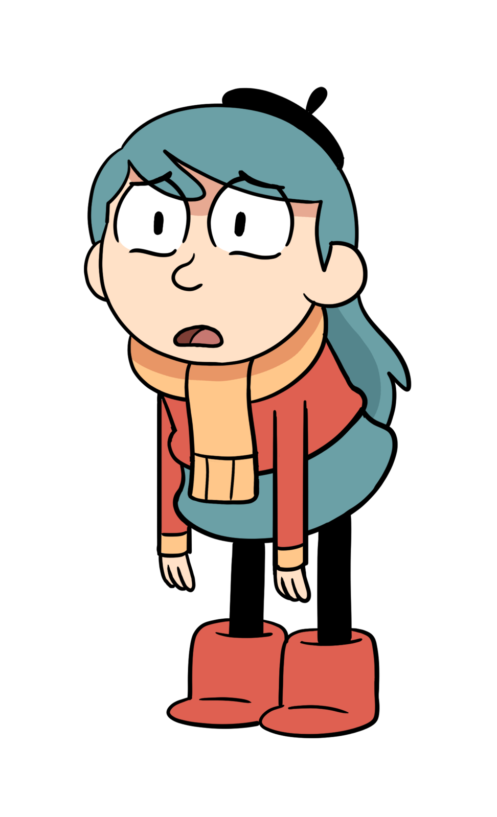 Hilda Stickers messages sticker-2