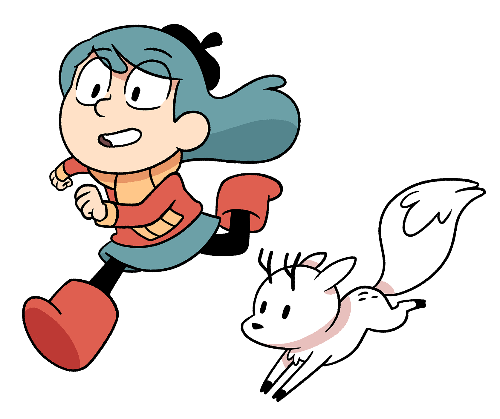 Hilda Stickers messages sticker-8