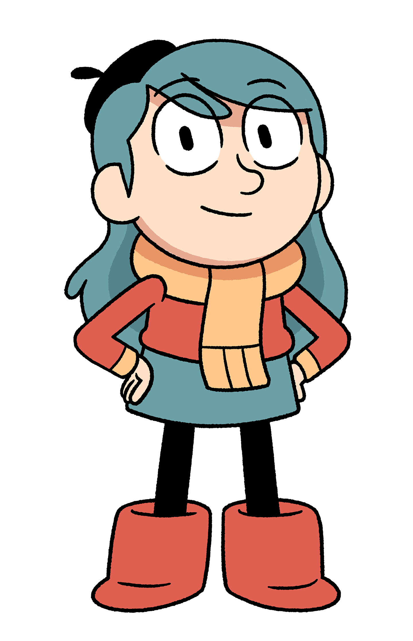 Hilda Stickers messages sticker-4