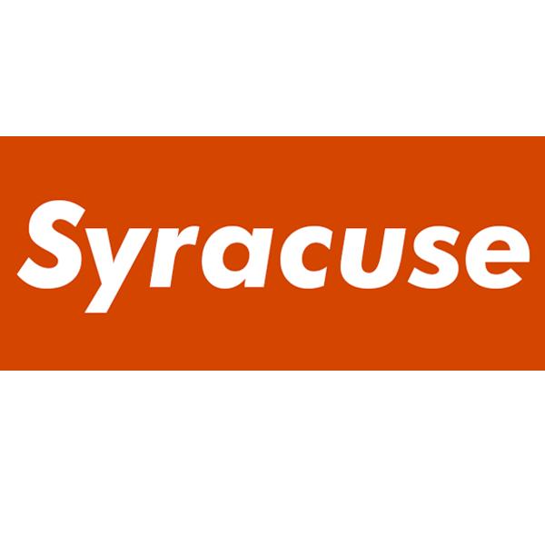 Syracuse University Stickers messages sticker-1
