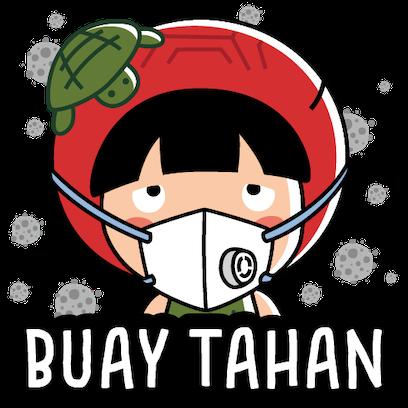 Ang Ku Kueh Girl - Unstoppable messages sticker-5