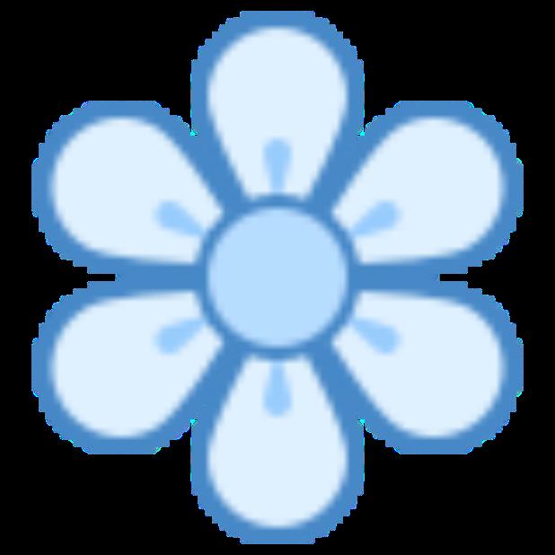 Flowers-Sticker messages sticker-9