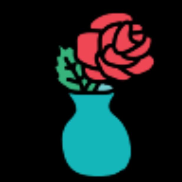 Flowers-Sticker messages sticker-8