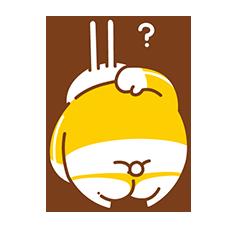 Fat Rabbit messages sticker-8