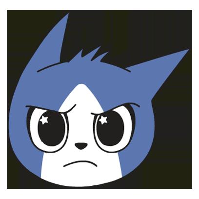 Catchi & Friends: Emoji messages sticker-7