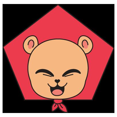 Catchi & Friends: Emoji messages sticker-9