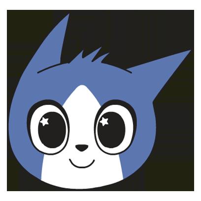 Catchi & Friends: Emoji messages sticker-0