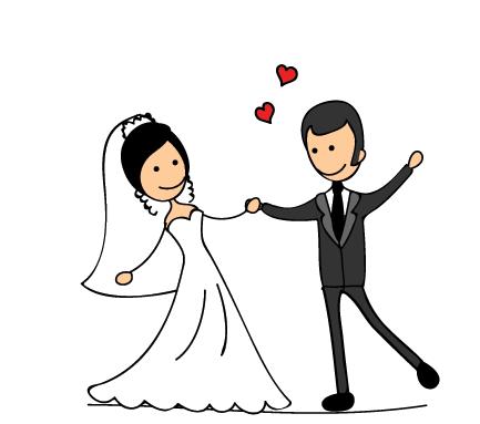 WeddingPoseSt messages sticker-11