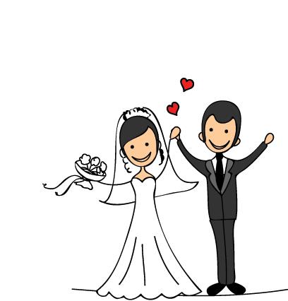 WeddingPoseSt messages sticker-4