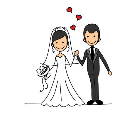 WeddingPoseSt messages sticker-6
