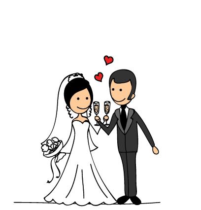 WeddingPoseSt messages sticker-0