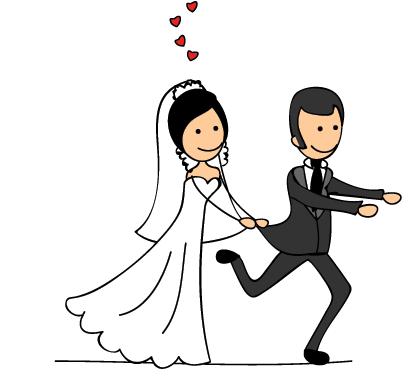 WeddingPoseSt messages sticker-9
