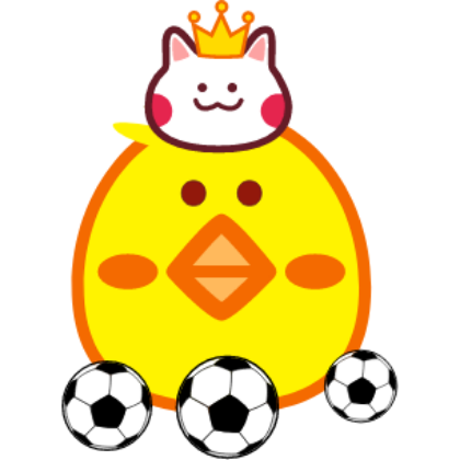 Funny football cat sticker messages sticker-4