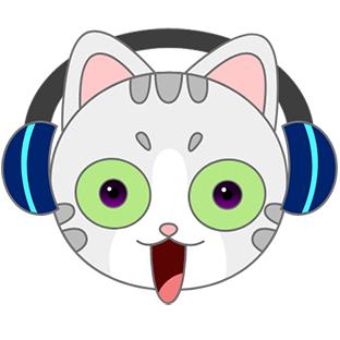 Sonic Cat-Slash the Beats messages sticker-8