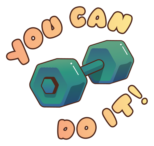 Youth: Home Workout, Self Care messages sticker-3