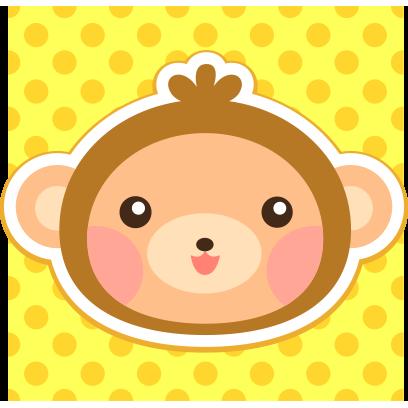 CuteAniLabelSt messages sticker-8